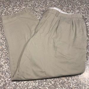 Polo Ralph Lauren khaki pants size 50w/30L. GUC